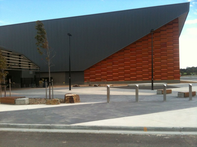 Knox sports centre